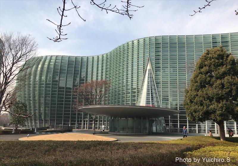 東京新国立美術館