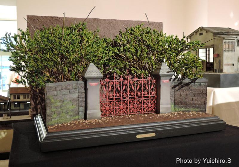 ストロベリーフィールド模型の展示会