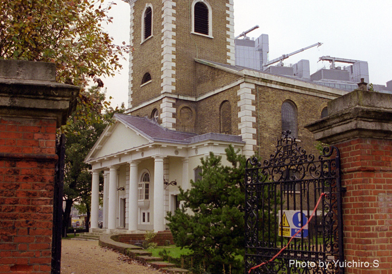 小さな恋のメロディー教会