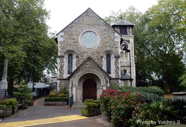 セント・パンクラス教会