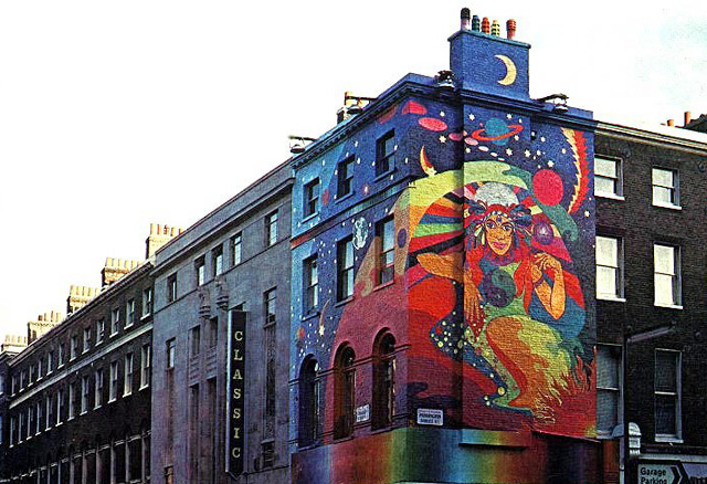 Maryleborn St.