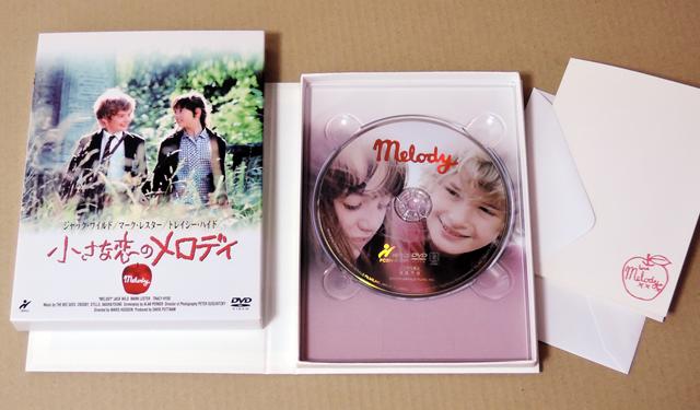 メロディ-Video-DVD
